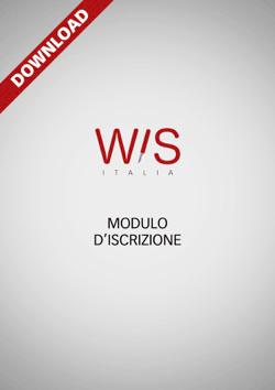 WIS_Modulo-iscrizione